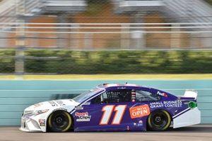 Denny Hamlin, Joe Gibbs Racing, Toyota Camry FedEx Small Business Grant Contest