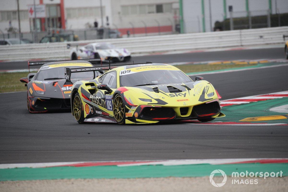 Ernst Kirchmayr, Baron Motorsport