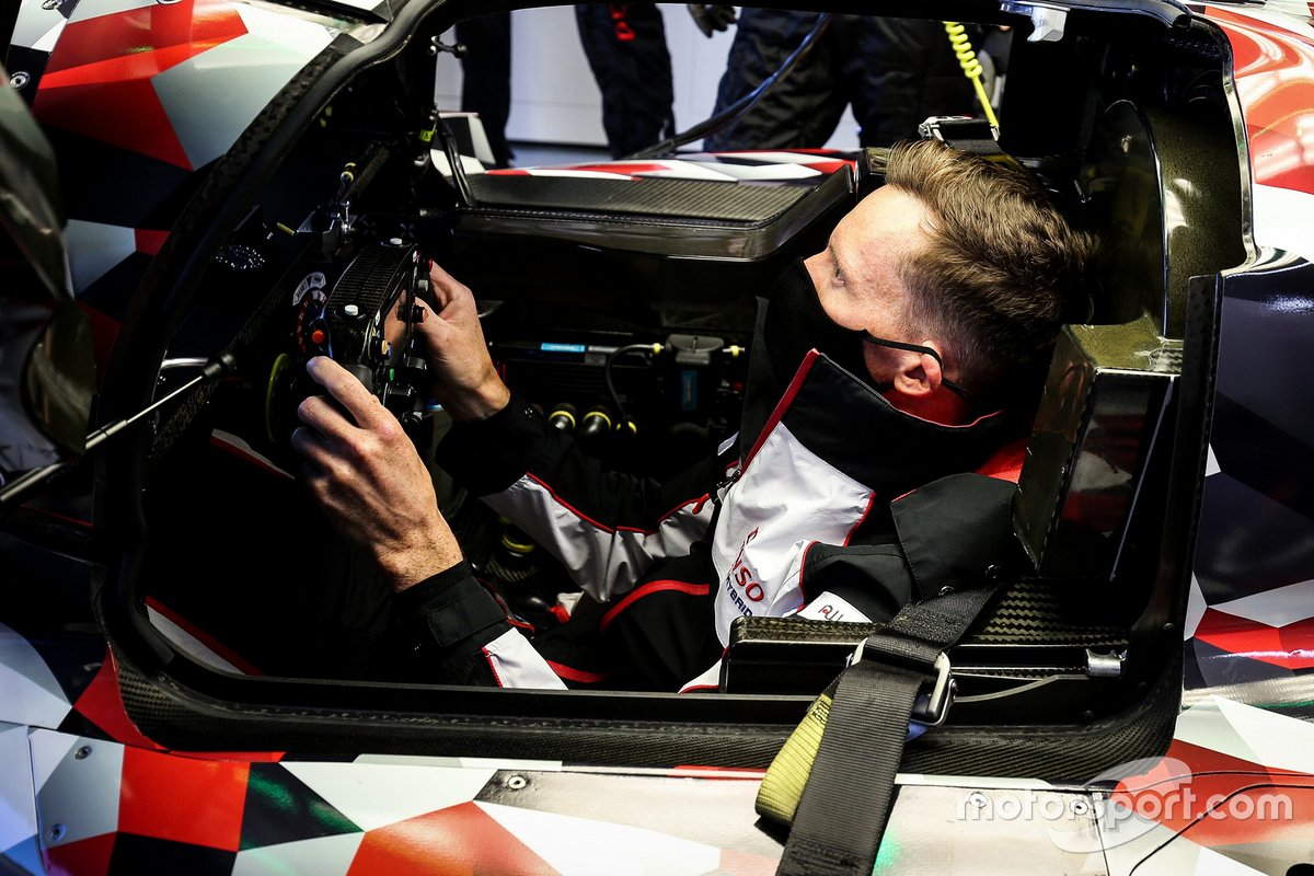 Mike Conway, Toyota Hypercar
