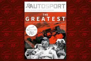 Autosport 70th Anniversary