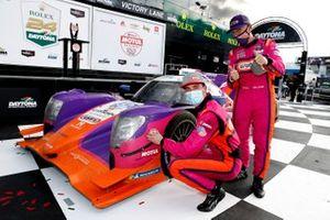 #52 PR1 Mathiasen Motorsports ORECA LMP2 07: Ben Keating, Mikkel Jensen, Nicolas Lapierre, Scott Huffaker