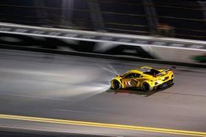 #3 Corvette Racing Corvette C8.R, GTLM: Антонио Гарсия, Джордан Тейлор, Ники Катсбург