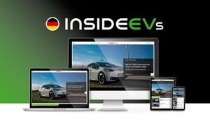 Motorsport Network expands with InsideEVs in Germany.