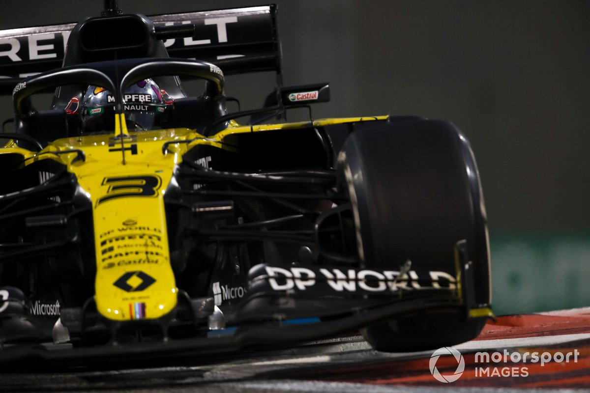 2020: Renault F1 Team R.S.20