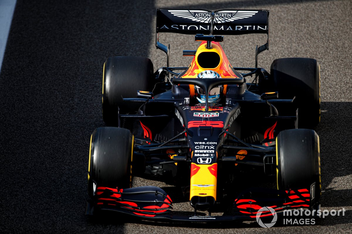 Juri Vips, Red Bull Racing RB16