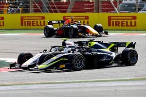 Dan Ticktum, Carlin y Theo Pourchaire, ART Grand Prix