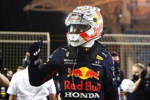 Polesitter Max Verstappen, Red Bull Racing