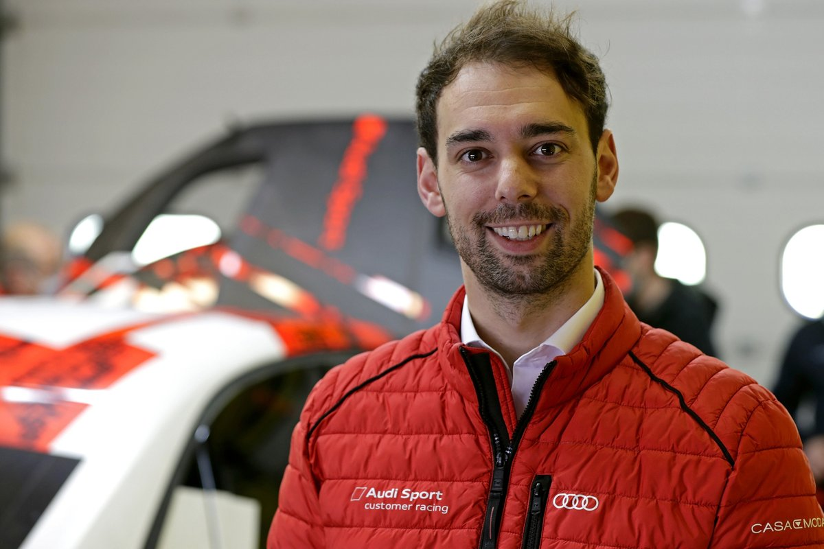 Nathanael Berthon, Audi Sport