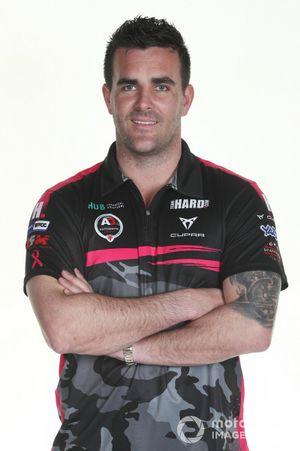 Glynn Geddie, Team HARD Cupra Leon