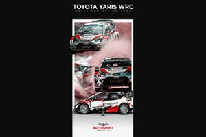 Toyota Yaris WRC Autosport Awards