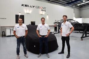 Todd Kelly, Stephen Grove and Brenton Grove