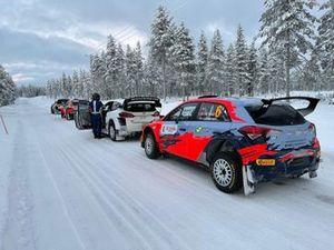 Ole Christian Veiby, Jonas Andersson, Hyundai i20 R5