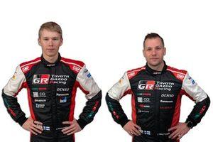 Kalle Rovanperä, Jonne Halttunen, Toyota Gazoo Racing