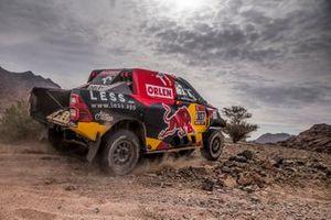 #307 Overdrive Toyota: Jakub Przygonski, Timo Gottschalk
