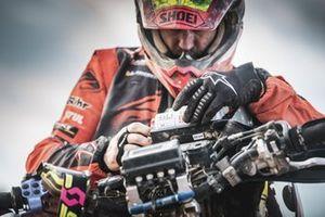 #79 Horizon Moto 95 KTM: Amaury Baratin