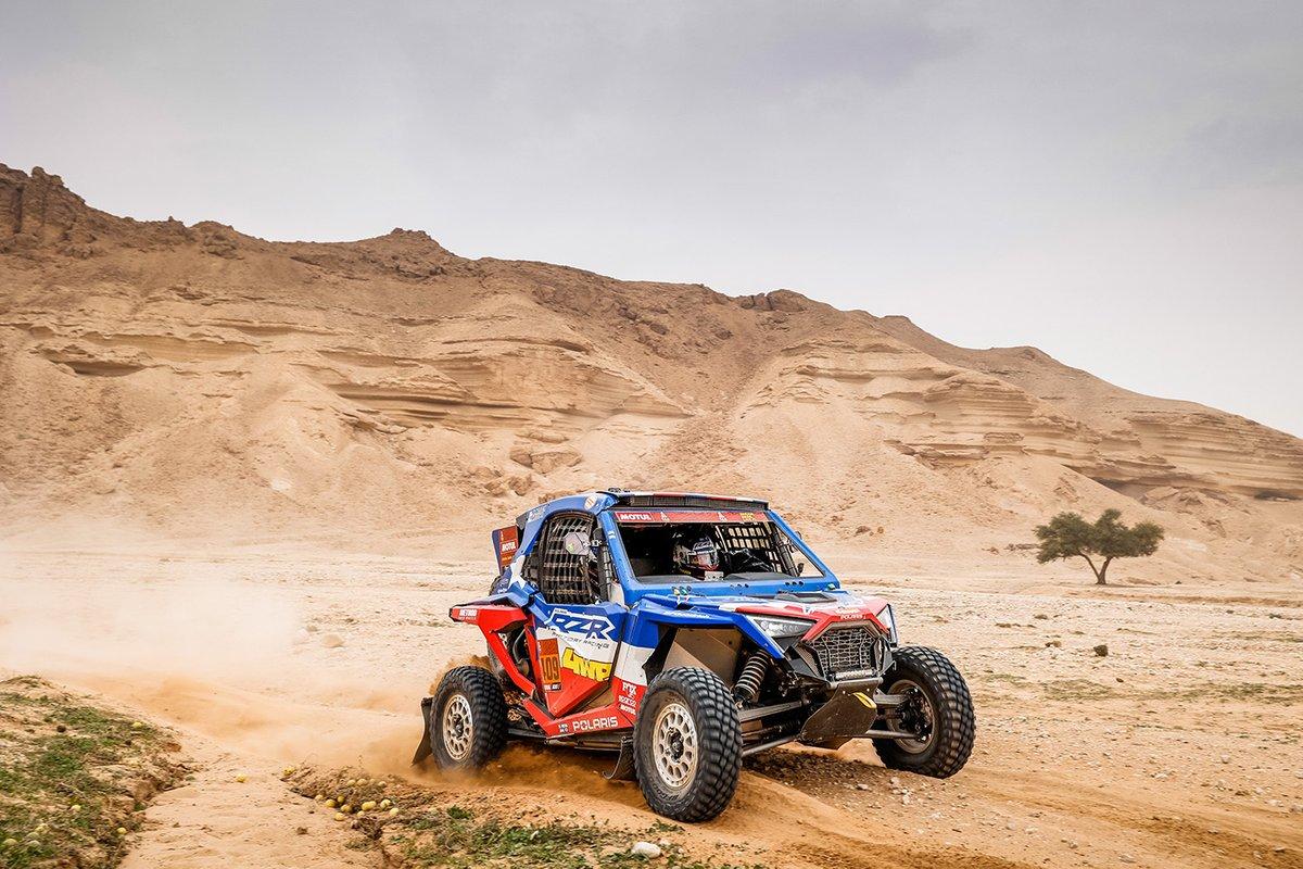 #409 Polaris RZR Factory Racing: Kristen Matlock