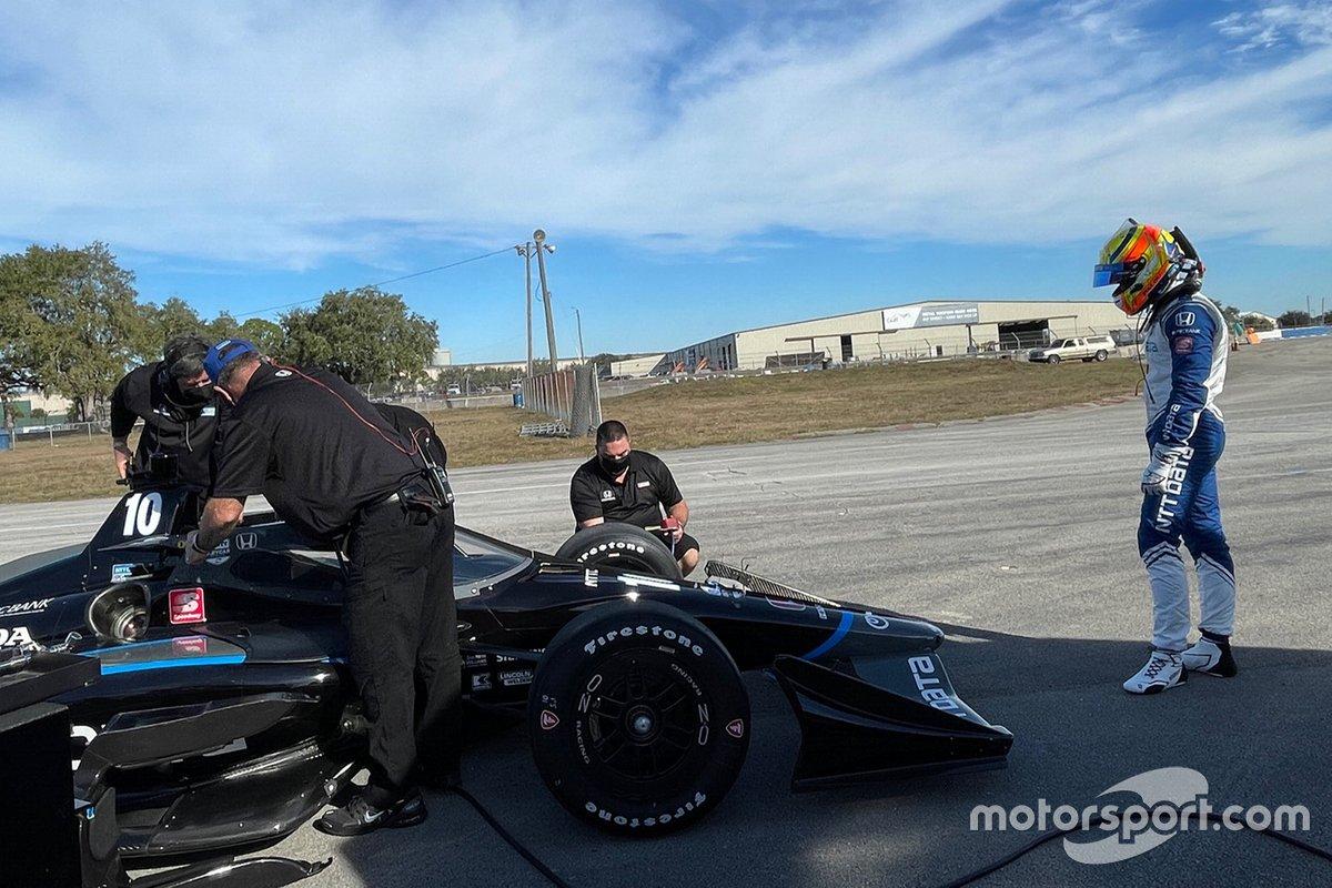Alex Palou, Chip Ganassi Racing