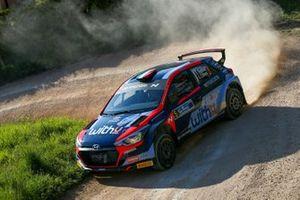 Umberto Scandola, Guido D'Amore, Hyundai Rally Team Italia, Hyundai i20 R5