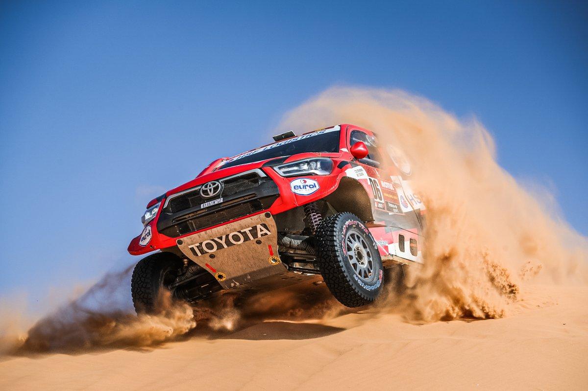 #306 Overdrive Toyota: Bernhard Ten Brinke, Tom Colsoul