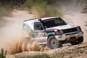 #209 Doria Racing Mitsubishi: Juan Donatiu