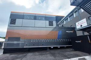 McLaren performance centre