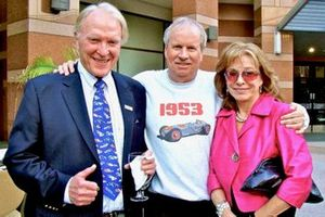 Dan Gurney, Robin Miller, Evi Gurney
