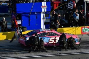 Garrett Smithley, Rick Ware Racing, Chevrolet Camaro Red Line