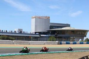 Jonathan Rea, Kawasaki Racing Team WorldSBK, Scott Redding, Aruba.It Racing - Ducati, Andrea Locatelli, PATA Yamaha WorldSBK Team