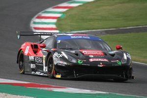 Matteo Greco, Karol Basz, Ferrari 488 Evo GT3 PRO #3, Easy Race