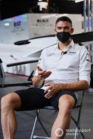 Edoardo Mortara, Venturi Racing