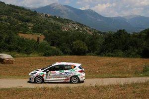 Riccardo Pederzani, Daniel Pozzi, Ford Fiesta RC4