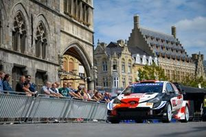 Takamoto Katsuta, Keaton Williams, Toyota Gazoo Racing WRT Toyota Yaris WRC