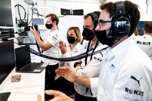 Jerome d'Ambrosio, Team Principal Adjoint, Venturi Racing, Susie Wolff, Team Principal, Venturi Racing