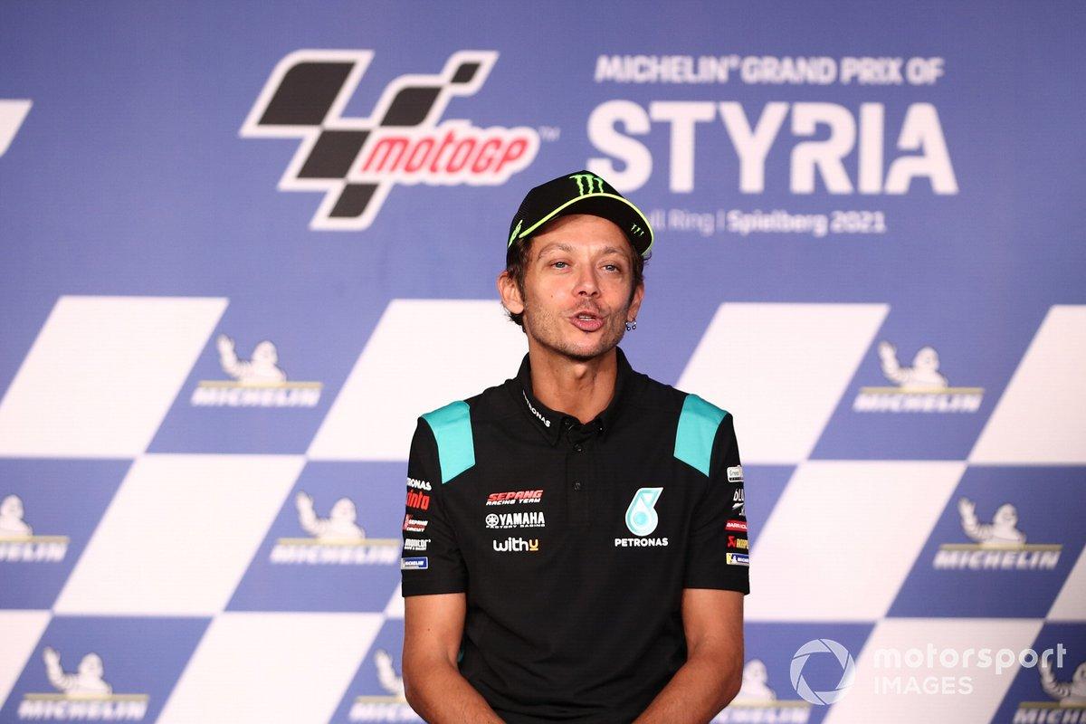 Valentino Rossi, Petronas Yamaha SRT anuncia su retiro de MotoGP