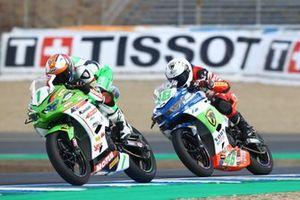 Jeffrey Buis, MTM Kawasaki, Samuel Di Sora, Leader Team Flembbo