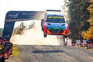 Jari Huttunen, Mikko Lukka, Hyundai i20N Rally2