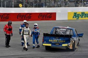 Bret Holmes, Bret Holmes Racing, Chevrolet Silverado GOLDEN EAGLE