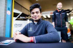 Arjun Maini, GetSpeed Performance