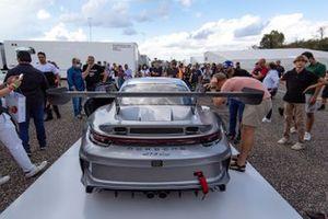 Presentazione della nuova Porsche 992 GT3 2022