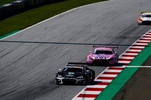 Kelvin van der Linde, Abt Sportsline Audi R8 LMS GT3, Daniel Juncadella, Mercedes-AMG Team GruppeM Racing Mercedes AMG GT3