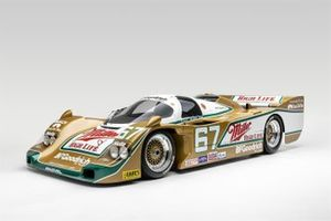 1989 Jim Busby Racing, Porsche 962, chassis 108C