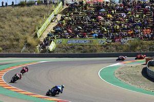 Joan Mir, Team Suzuki MotoGP, Aleix Espargaro, Aprilia Racing Team Gresini, Jack Miller, Ducati Team