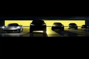 Lotus- 4 nuove auto elettriche entro il 2026, il SUV nel 2022