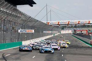 Start der DTM 2021 auf dem Lausitzring