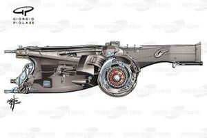 Детали коробки передач Ferrari SF21