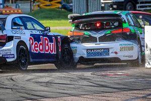 Enzo Ide, KYB EKS JC Audi S1, Krisztián Szabó, GRX-SET World RX Team Hyundai i20