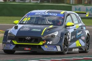 Fabio Antonello, Target Competition, Hyundai i30 N TCR