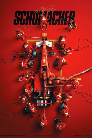 Michael Schumacher film poster