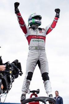 Lucas Di Grassi, Audi Sport ABT Schaeffler, celebrates victory