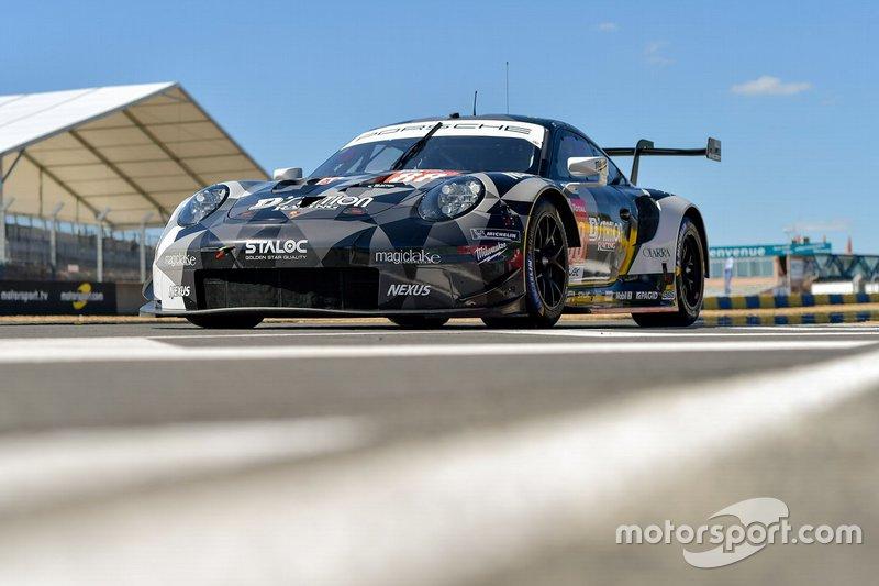 №88 Porsche 911 RSR
